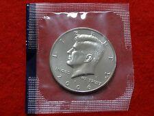 2006 P KENNEDY U. S. MINT CELLO-UNC-BU-GEM SATIN FINISH CLAD HALF DOLLAR #11R
