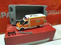 herpa  Sprinter RTW-6  Feuerwehr Rettungsdienst  Düsseldorf -048248