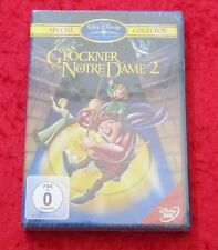 Der Glöckner von Notre Dame 2 Special Collection, Walt Disney DVD, Neu