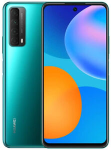 "New Huawei P Smart 2021 Crush Green 128GB 6.67"" 4GB HMS Andr 10 Sim Free UK"