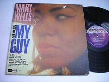 Mary Wells Sings My Guy Self Titled 1964 LP VG++