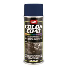 SEM COLOR COAT PACIFIC BLUE Vinyl Spray Auto Paint 12 oz. SEM 15643