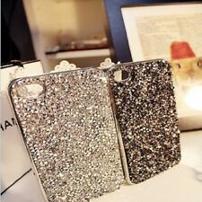 Deluxe Shiny Bling Silver Gold Diamond Case Cover For Samsung Galaxy N