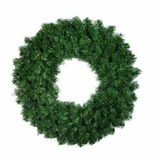 Christmas Wreath Front Door Hang Garland With Pine Needles For Party Decorations