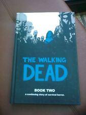 Robert Kirkman THE WALKING DEAD Book 2 - Image comics inc - SIGNED 2007 HB 1/1