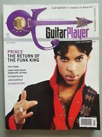 PRINCE GUITAR PLAYER USA Magazine 2004  6 page feature