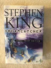 Dreamcatcher Stephen King Large Print Hardcover