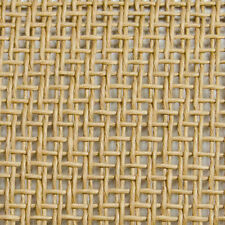 """Small weave Cane speaker Grill Cloth fabric 24x36 """" DIY repair amp cabinet"""