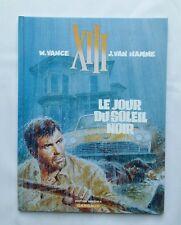 XIII LE JOUR DU SOLEIL NOIR EDITION SPECIALE 2008 / VANCE & J.VAN HAMME BD