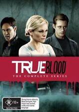 True Blood Series Complete Season 1 2 3 4 5 6 7 1-7  New Oz Dvd Box Set Region 4