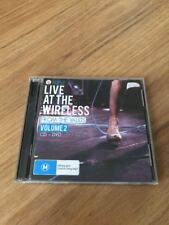 TRIPLE J LIVE AT THE WIRELESS FROM THE VAULTS Vol.2 CD/DVD 2008 Stooges RAMONES