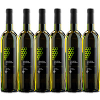 VINO BIANCO Falanghina  IGP x 6 Bottiglie . 0.75ml