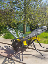 GIANT BEE 3D Wooden Construction Puzzle | Self Assembly Craft Kit |