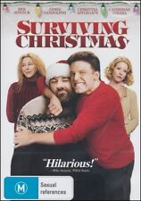 SURVIVING CHRISTMAS (Ben AFFLECK James GANDOLFINI Christina APPLEGATE) DVD Reg 4