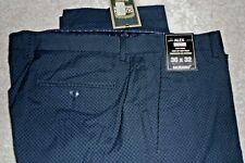Murano Black Label Alex Slim-Fit Dress Pants 36 X 32 NAVY NWT