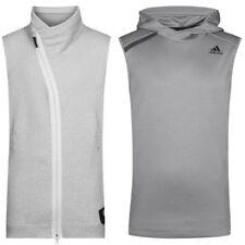 Adidas Essentials sin Mangas Tirador Entrenamiento Baloncesto Sport Camiseta Neu