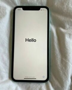 Apple iPhone 11 - 128GB - Green (Unlocked) A2111 (CDMA + GSM)