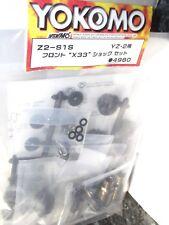 NewYokomo Z2-s1s YZ-2 Front x33 Shock Set YZ-2