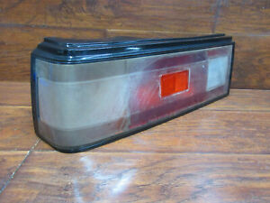 Honda Accord Hatchback: 1986, 1987, 1988, 1989,  Left - Driver Tail Light