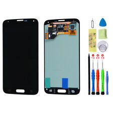 Black LCD Display Touch Screen Digitizer Assembly For Samsung Galaxy S5 G900