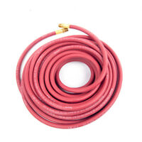 "Red EPDM Air & Multipurpose Hose   1/4"" NPT  x 1/2"" O.D. x 50 Ft L"