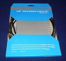 Y80098019 Shimano Road Racing Bike Brake Cable Set SLR