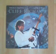 CLIFF RICHARD Double Vinyl LP From A Distance.. The Event, EX