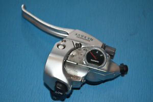 Shimano Nexave ST-T400 Brems- Schalthebel Trigger 3-fach links silber TOP