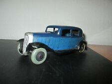 JOUET CITROEN JOUET A PROPULSION 14 CMS OLD TOY FRENCH ANTIC