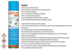 Ardap -  400 ml Ardap Ungezieferspray Quiko (24,88€/1L)