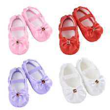 Princess Baby Soft Shoes Sole Shoes Anti Slip Crib Shoes Sneaker Prewalker 0-18M