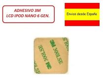 Adhesivo Pegatina 3M Sticker LCD iPod nano 6 Gen 6 generacion 6GEN 6G