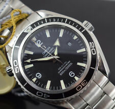 OMEGA SEAMASTER PLANET OCEAN AUTOMATIC 2200.50 BOX/PAPERS/1 YEAR GTEE 2008 YEAR