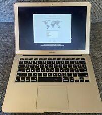 "Apple MacBook Air 13.3"" Laptop Mid 2011 (Silver) A1369 w/ NexCase, Weak Battery"
