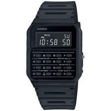 Watch Casio Calcolatrice CA-53WF-1BEF Nero Resina Idea Regalo Cool Novità Unisex
