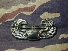 Rare Balme Air Assault Stay Brite metal helicopter wing badge B&T 909 airborne