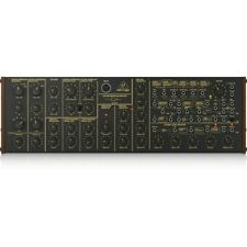 Behringer K-2 Analog and Semi-Modular Synthesizer with Dual VCOs, Ring Modulator
