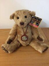 FAO Schwarz Centennial Bear 1902-2002