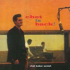 Chet Baker Sextet Chet is Back! - LP Mint (Sealed) / Mint