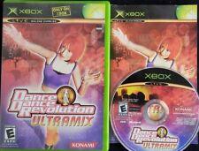 Dance Dance Revolution Ultramix (Microsoft Xbox, 2003) Complete 100% Guaranteed