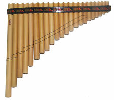 PROFESSIONAL ANTARA  PAN FLUTE-22 PIPES -FROM PERU - ITEM IN USA