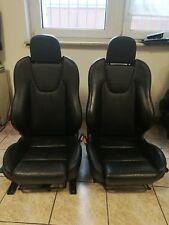 Opel Zafira RECARO Ledersitze Sitze komplette Ausstattung Volleder Sitzheizung
