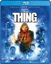 The Thing [Collector's Edition] [Blu-ray], New DVDs