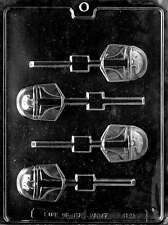 STAR WARS LOLLY POP mold Chocolate Candy molds darth vader space wars