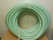 "RAUFILAM TUV REINFORCED SEE THROUGH HOSE DN19 10 BAR 50 M 164' FT 3/4"" ID 1"" OD"