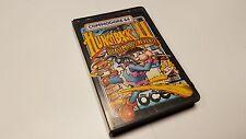 * Commodore 64 VERY RARE Game * HUNCHBACK II 2 QUASIMODO'S REVENGE * C64