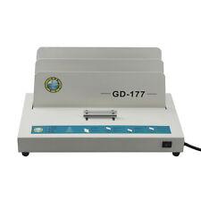 Electric Hot Melt Binding Book Binder Glue Binding Machine For A4 400 220V