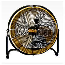 Ventilatore professionale Master DF 20P orientabile 360°