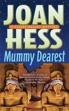 Mummy Dearest by Joan Hess (Claire Malloy Mysteries #17) (2009 Paperback) FF2351