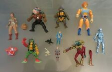 Vintage 1980s & 90s Action Figures and Parts He Man Thundercats Power Lords